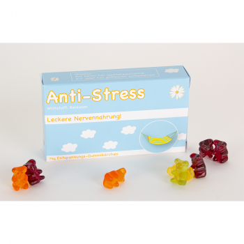 Anti-Stress-Gummibärchen