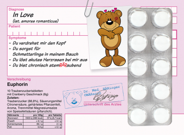 Rezept In Love Traubenzucker