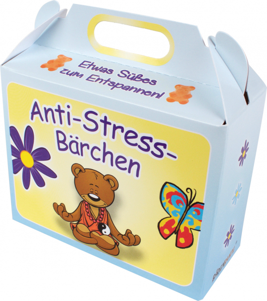 Anti-Stress-Bärchen Gummibärchen